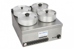 Bain Marie Electric 4 Pot Hire